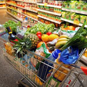 Магазины продуктов Комаричов