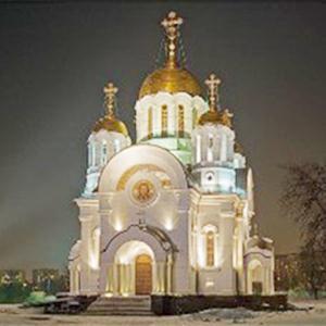 Религиозные учреждения Комаричов