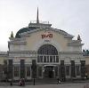 Железнодорожные вокзалы в Комаричах