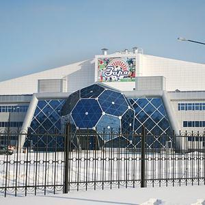 Спортивные комплексы Комаричов
